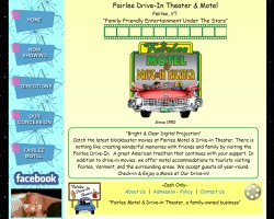 Fairlee Hotel & Drive-In Theatre