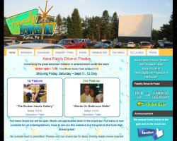 Kane Family Drive-In Theatre