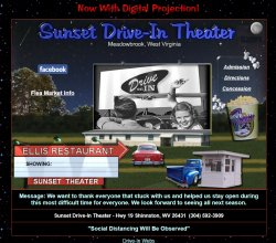 Sunset Drive-In Theatre